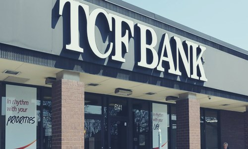 TCF Bank with new headquarters in Detroit